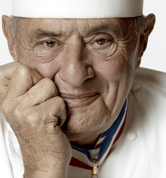 Paul Bocuse, a história do Papa da gastronomia